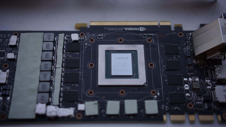 Titan X PCB